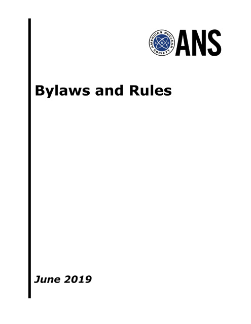 Bylaws and Rules