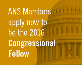 ANS Congressional Fellow