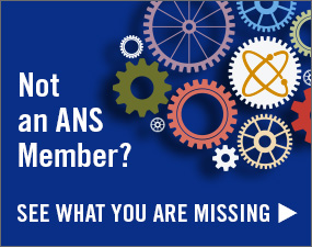 Not an ANS Member? See what you are missing.