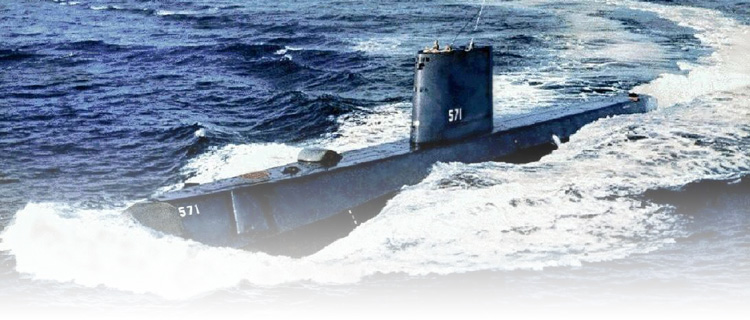 USS Nautilus SSN 571