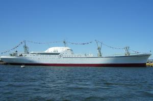 The SS Savannah