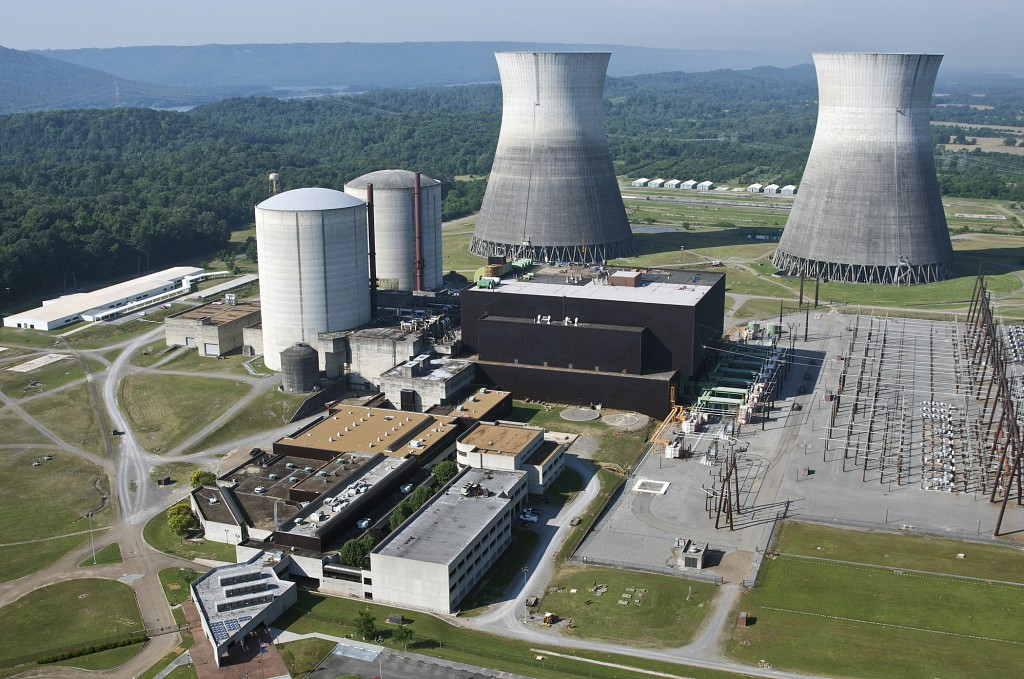 Bellefonte Nuclear Plant - Image courtesy TVA