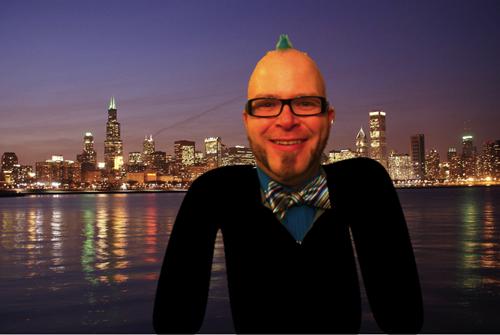 Dave Pointer in Chicago