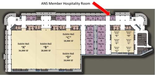 ANS Member Hospitality Room