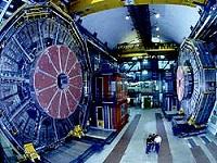 Enormous ALEPH detector was instrumental in discovering Higgs boson