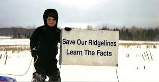 save our ridgelines