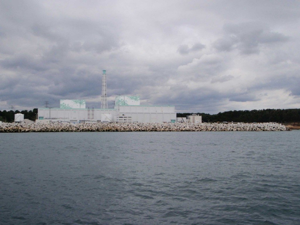 FukushimaDaiichi5and6breakwall