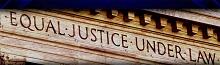equal justice under law c 220x65