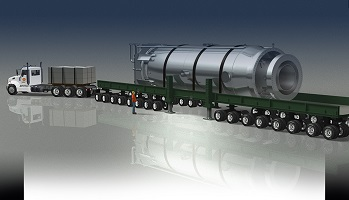SMR on trailer courtesy NuScale Power