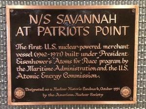 SavannahANSPlaque