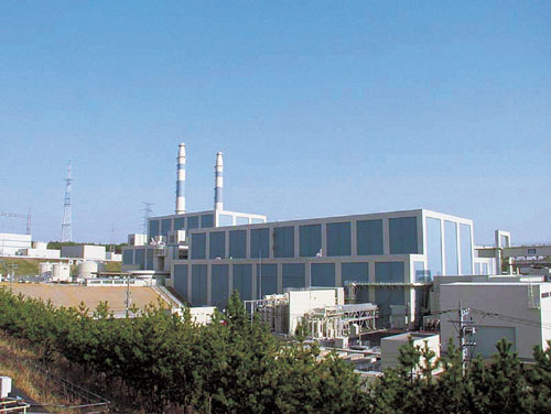 Shika NPP Unit 2.  Courtesy Hokuriku Electric Power Co.