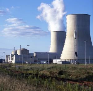 Civaux Nuclear Power Plant, 1450 MWe X2, France.  ©AREVA / Pauquet Claude