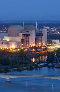 St. Alban Nuclear Power Plant, 1300 MWe (two units.)  ©AREVA / Geoffray Yann