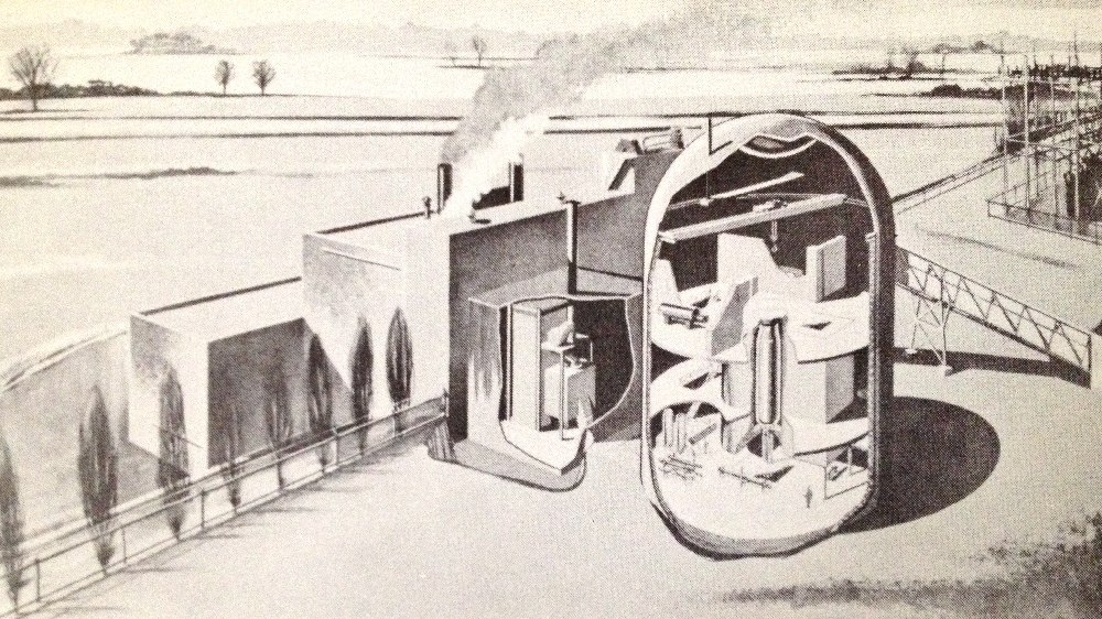 Elk River Plant; ACF Nuclear Energy Products Division, Will Davis collection