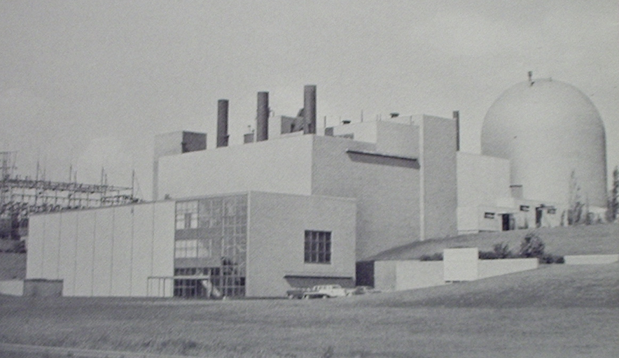 Elk River Plant.  Allis-Chalmers Annual Report 1960, Will Davis collection.
