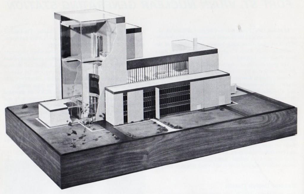 Fort St Vrain Model 1