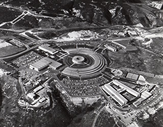General Atomic Headquarters.