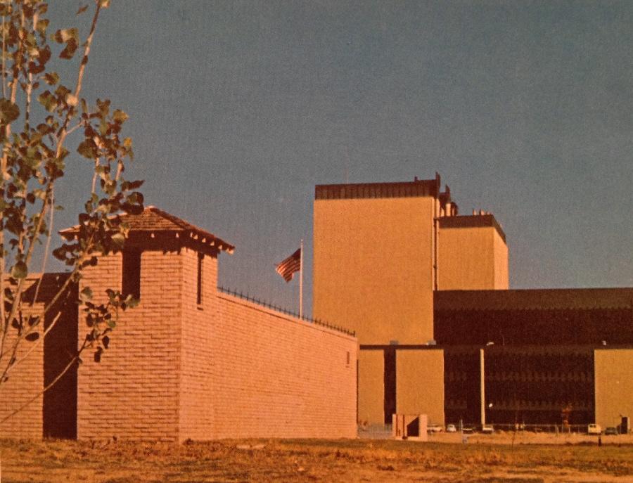 Fort St Vrain Information Center