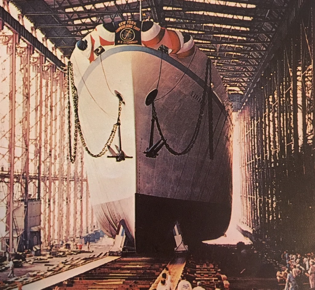NS Savannah Launch July 21 1959