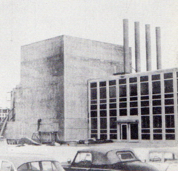 Build 12 Ford Reactor Nears Completion