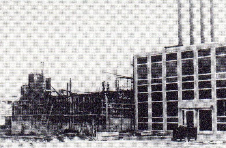Build 2 Reactor Building